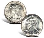 Walking Liberty Silver Half Dollar