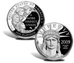 2011 Proof Platinum Eagle