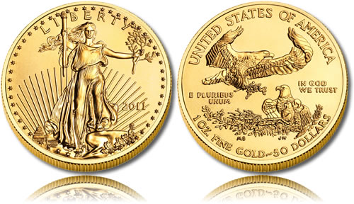 2011 Bullion Gold Eagle