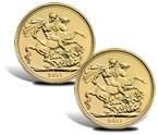 British Sovereign Gold Bullion Coin
