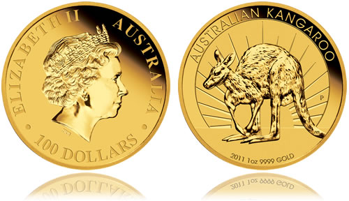 Australian Koala Gold Bullion Coin