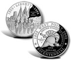 2002 West Point Bicentennial Silver Dollars