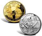 2007 Jamestown 400th Anniversary Commemorative Coins