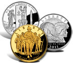 2011 US Army Commemorative Coins