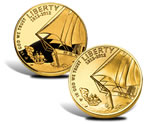2012 Star-Spangled Banner $5 Gold Coin