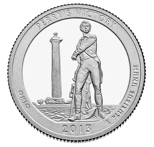 Image of Perry&#039;s Victory and International Peace Memorial Quarter