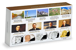 2013 Proof Set, Coins and Specifications