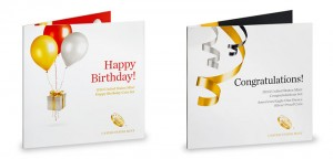 2013 Happy Birthday Coin Set  and 2013 Congratulations Set