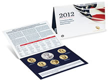 2012 Annual Uncirculated Dollar Coin Set Sells Out
