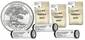 2013 Great Basin Quarter and Products