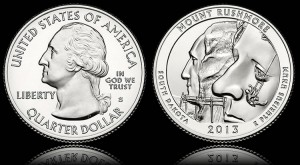 2013 ATB Mount Rushmore Quarter Release and Ceremony