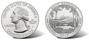 2013 White Mountain 5 Oz Silver Coins Sold Out