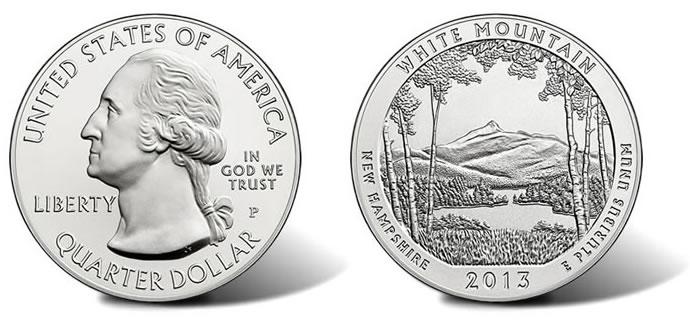 2013 White Mountain 5 Oz Silver Coins Sold Out Coin News