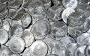 US Mint 2014 Silver Bullion Coin Sales at 3.46M in First Week