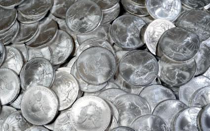 American Eagle Silver Bullion Coins