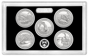 2014 ATB Quarters Silver Proof Set Sales Debut at 46,634