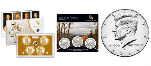 US Mint Product Releases for February 2014