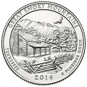 Mintages for Great Smoky Mountains Quarter