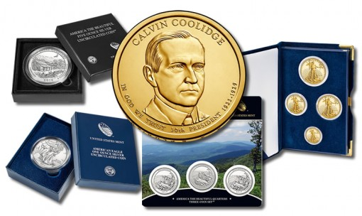 US Mint Product Releases for April 2014