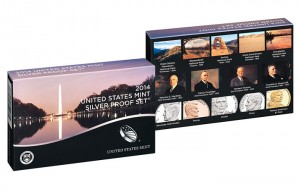 2014 Silver Proof Sets at 183,520 in Debut Sales