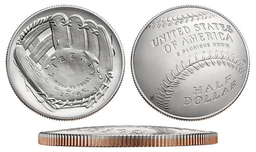 2014-D National Baseball Hall of Fame Uncirculated Half-Dollar