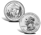 Glacier National Park Silver Bullion Coin