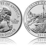 Grand Canyon National Park Silver Bullion Coin