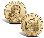 2009 Native American $1 Coins