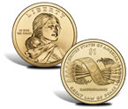 2010 Native American $1 Coins