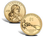 2011 Native American $1 Coins