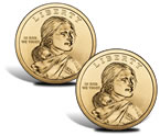 2012 Native American $1 Coins