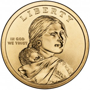 2012 Native American $1 Coins (US Mint image)