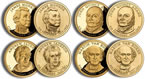 2008 Presidential $1 Coins