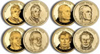 2009 Presidential $1 Coins