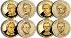 2010 Presidential $1 Coins