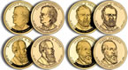 2011 Presidential $1 Coins