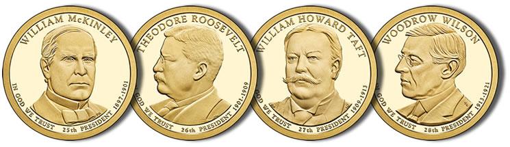 presidential 1 coin act