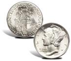 Mercury Silver Dime