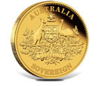 2012 Perth Mint Proof Australian Sovereign
