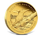 2012 Kookaburra Gold Proof Coin