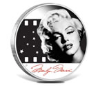 2012 Marilyn Monroe Silver Proof Coin