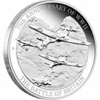 Battle of Britain Silver Coin
