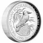 Kookaburra High Relief Silver Coin