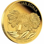 Australian Koala 2014 1/10oz Gold Proof Coin