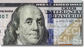 BEP $100 note