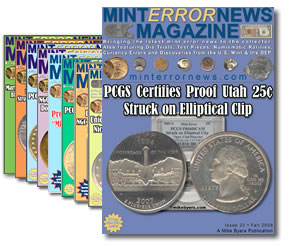 Mint Error News Magazine #23