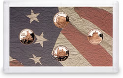 2009 Lincoln Proof Cents
