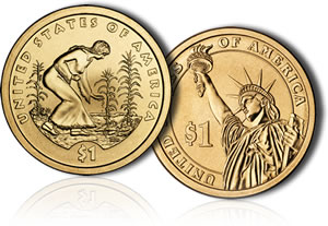 US $1 Coins