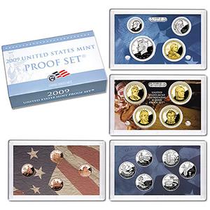 US Mint 2009 Proof Set