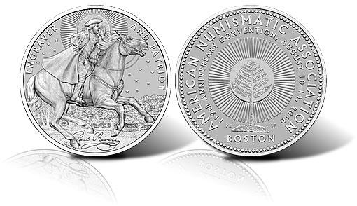 2010 ANA Paul Revere Medal